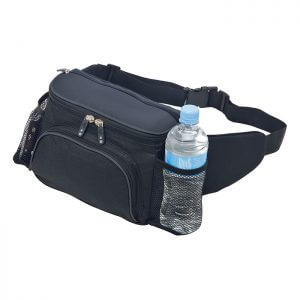 Sportlite-Hiking-Waist-Bum-Bag-Black-Charcoal