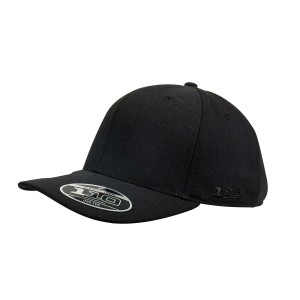 110c-Flexfit-One-Ten-Pro-Formance-Curved-Brim-Black