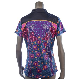 45161-Indigenous-Lady-Spirit-Polo-Back