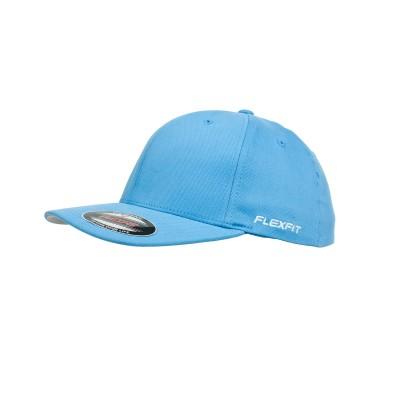 6277Y-Flexfit-Perma-Curve-Cap-Youth-NSW-Blue
