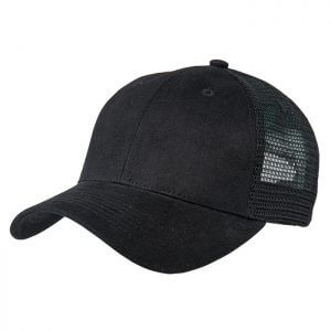 Trucker-cap-8003-Black-Black