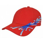 Grace-Collection-Splash-Cap-Red-Royal-Sky