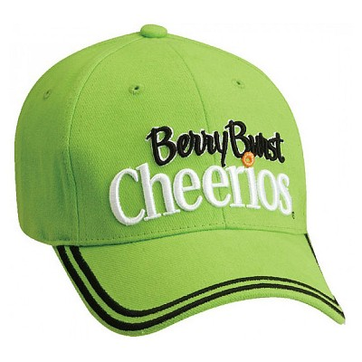 Grace-HBC-Double-Piping-Cap-Lime-Black-Decorated