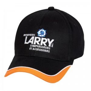 Grace-Merlin-Cap-Black-White-Orange-Decorated