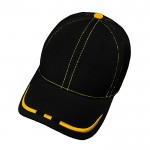 Grace-Bullshorn-Cap-Black-Gold