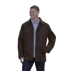 Agri-Station-Tundra-Oilskin-Coat-Model