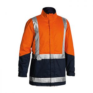 Bisley-3-in-1-Drill-Hi-Vis-Jacket-Orange-Navy