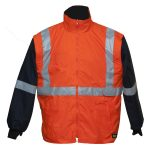 Bisley-5-in-1-Rain-Jacket-BK6975-Front-Inner