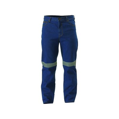 Bisley-mens-taped-rough-rider-jeans-blue