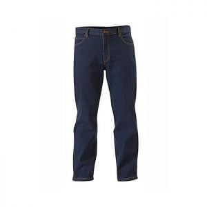 Bisley-Ladies-Rough-Rider-Denim-Stretch-Jeans-Blue