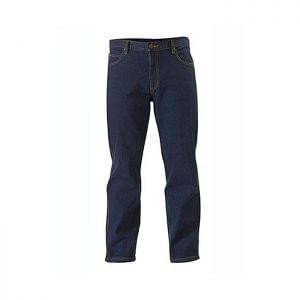 Bisley-Ladies-Rough-Rider-Denim-Stretch-Jeans-Blue
