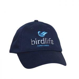 Birdlife-capricornia-petspun-fabric-cap