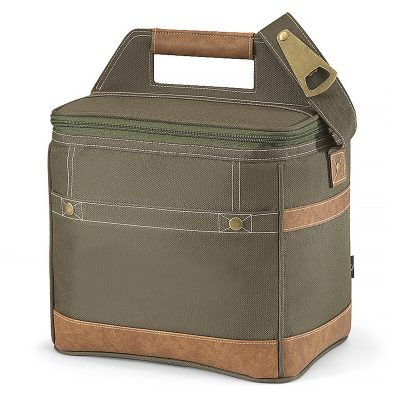 Bronson-bottle-cooler-bag-1244-Loden-green