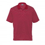 Fairway-Mens-striped-gear-for-life-polo-Red-White