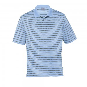 Fairway-Mens-striped-gear-for-life-polo-Sky-Navy