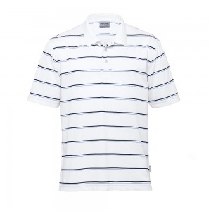 Kinetic-mens-striped-polo-gear-for-life-White-Navy-Sky
