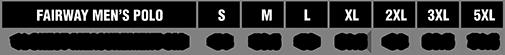 Fairway_Men-Polo_Size_Chart