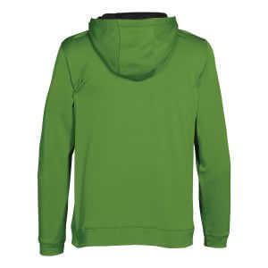 Stormtech-atlantis-hoody-Back-Green-Black