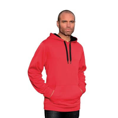 Stormtech-atlantis-hoody-Red-Model