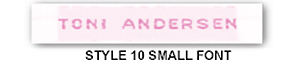 Woven-Name-Tags-Style-10-Pink-Text