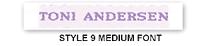 Woven-Name-Tags--Style-9-Purple-Text