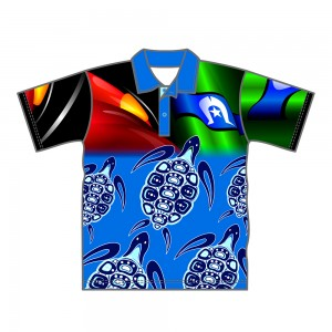Youth-Sea-Turtle-Polo-Front