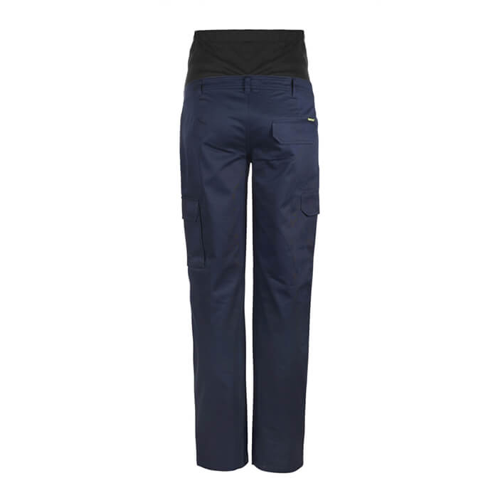 2f89af44d3dc3 Workcraft Ladies Maternity Cargo Work Pant - Southern Cross Brands