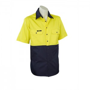 Visitec-SS-Drill-Shirt-YN-Front