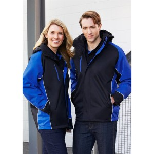 Biz-Unisex-Nitro-Jacket-Black-Royal-Model